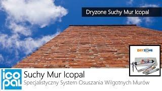 Dryzone Suchy Mur Icopal - NIEZAWODNA iniekcja murów! - o produkcie - System BMI - 1/4