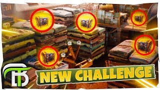 "#1 SECRET TO COMPLETING FORTNITE ""Junk Junction Chest Locations"" WEEK 3 CHALLENGES"