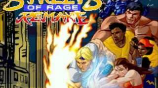 Streets of Rage X The Prodigy - Poison Moon