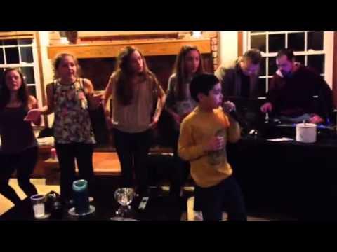Coop the King of Karaoke