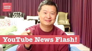 Premieres, filter presets in Stories, and bugs! YouTube Newsflash! thumbnail