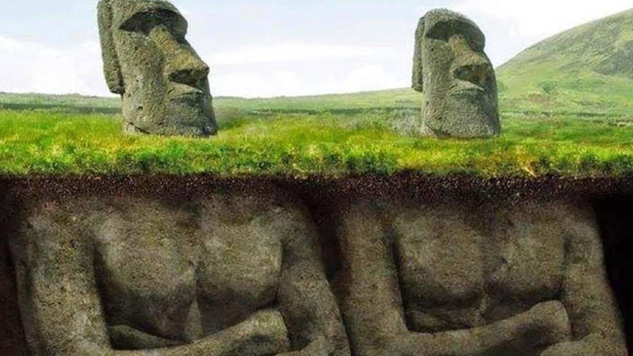 تمكن العلماء أخيرًا من كشف حقيقة جزيرة الفصح