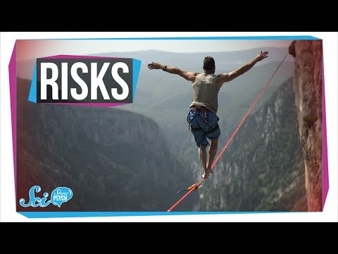 Why Do Some People Take More Risks?