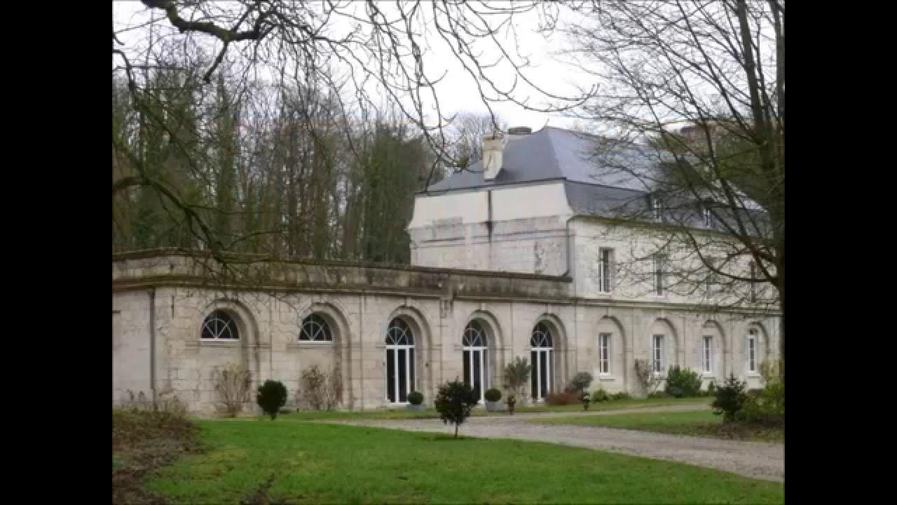 Manoir belle demeure aisne propri t s clovis youtube for Demeures belles