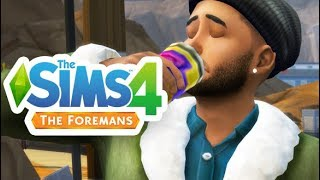 TAKING IT DAY BY DAY 💪🏽👨🏽 | THE SIMS 4 // FOREMAN — 38