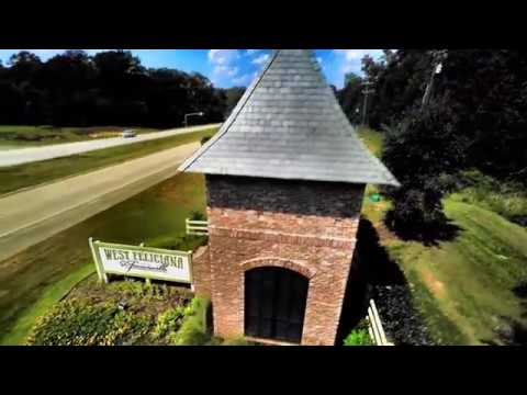 Sage Hill Trace [West Feliciana Parish Residential Development]