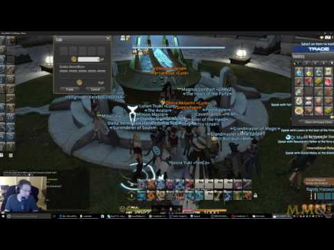 Late Night Live: Gambling and RMT In MMOs (Twitch Stream)