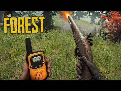 BEST NEW WEAPON!! (The Forest)