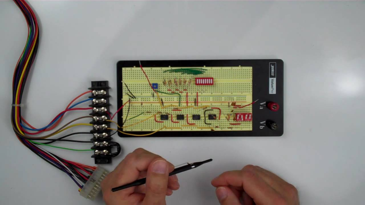 tips for troubleshooting a complicated analog circuit on a