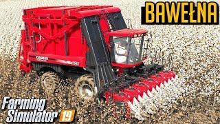 Zbiór BAWEŁNY | Farming Simulator 19