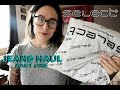 Jeans Haul & Try On   Select Fashion