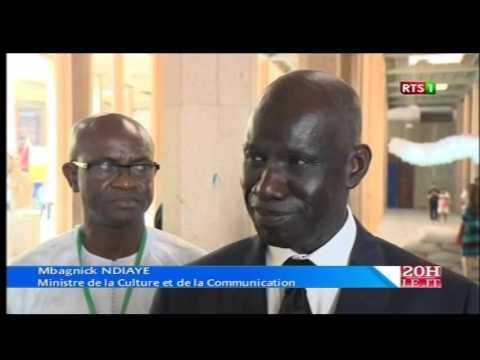 Journal Télévisé 20H de la RTS1 du mardi 03 mai 2016