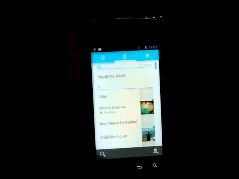 Galaxy S Captivate Running Android 4.1 CyanogenMod 10 - Performance