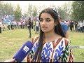 В Красноярске отпраздновали таджикский праздник тюльпанов