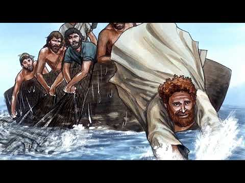 John [21:1-14] Jesus And The Miraculous Catch Of Fish