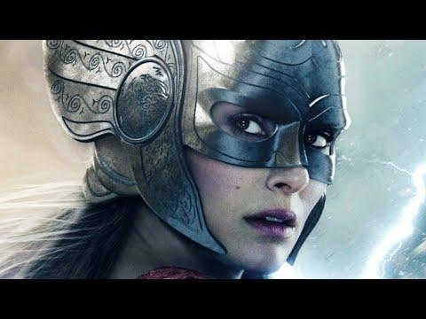 Wie Natalie Portman Sich Für Thor Love And Thunder In Form Gebracht Hat