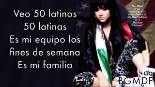 We are Mexico - Becky G (Traducida)