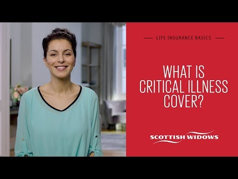 What Is Critical Illness Cover?