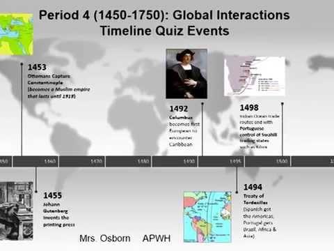 1450 1750 ap world history essay Hinzman's ap world history & honors world history:  americas 1450-1750 videos  essay tips comparative ccot dbq.