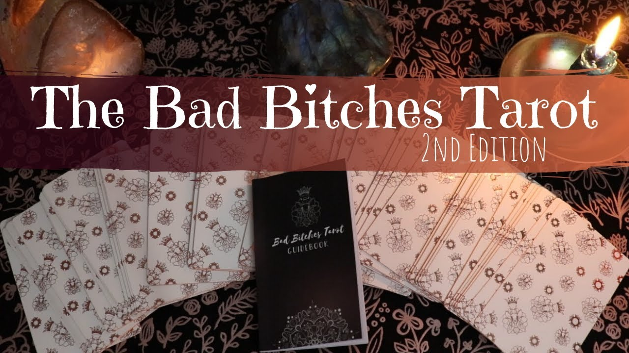 Download Bad Bitches Tarot 2nd Edition