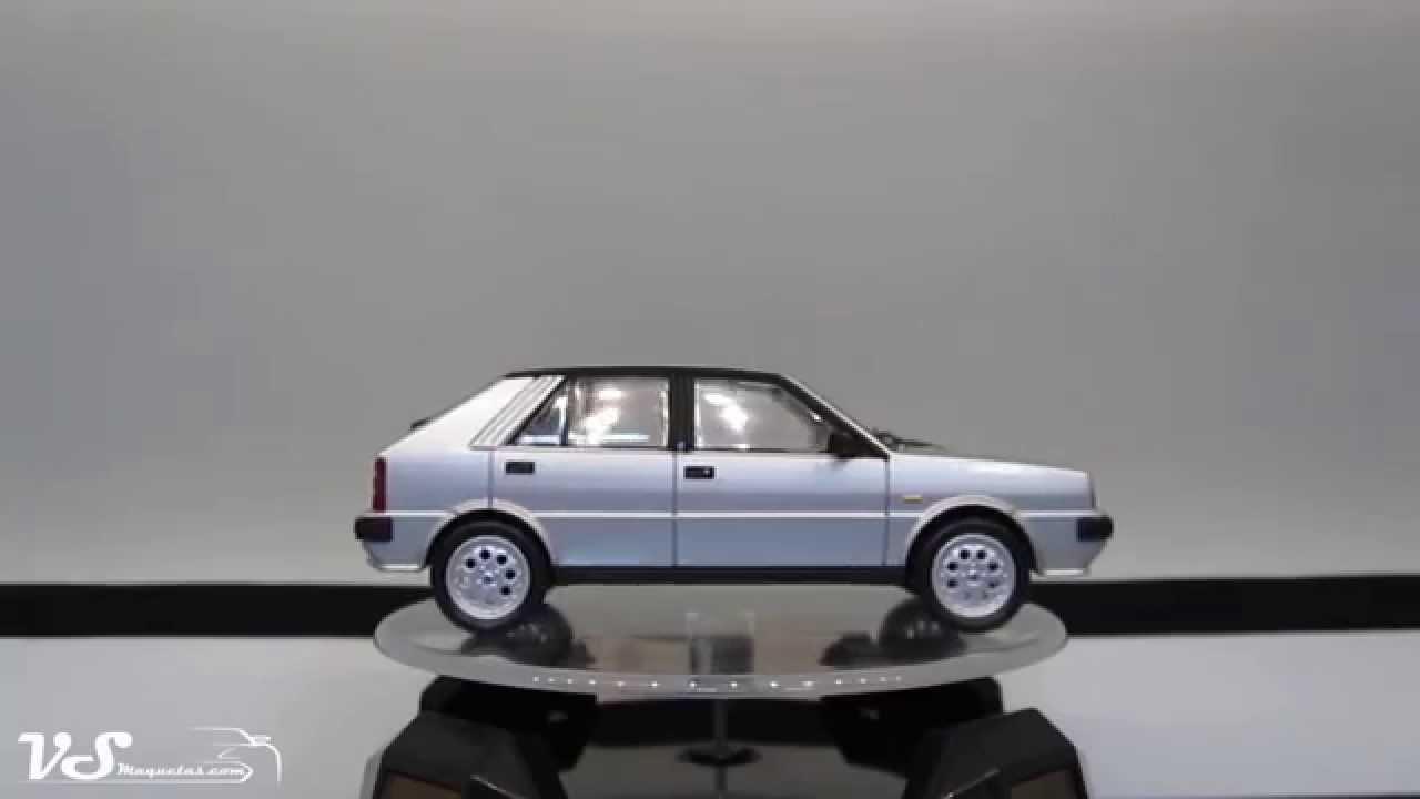Lancia delta hf 4wd 1986 gp escala 143 youtube lancia delta hf 4wd 1986 gp escala 143 vanachro Choice Image