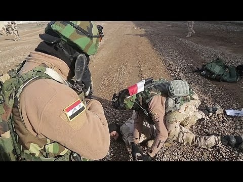 Iraqi Security Forces Training.-NavyN