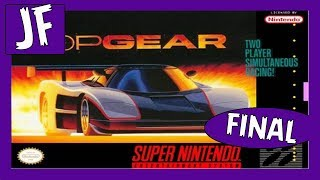 Finalizando: Top Gear SNES