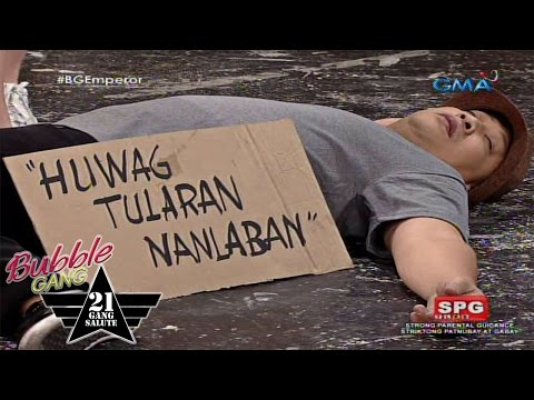 Bubble Gang: Snatcher on the floor