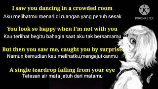 Indosub] the weeknd - save your tears ...