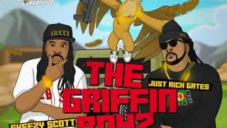 Just Rich Gates & Skeezy Scott JCE - The Griffin Boyz (Full Mixtape)