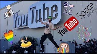 YouTube space LA!! (Ft. victor soares)