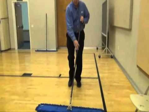 7 Gym Floor Dust Mopping Youtube