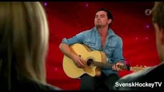 Download Idol Audition 2010: Olle Hedberg - No Diggity (HQ) MP3 song and Music Video