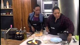 Recipes- Souped Up Soup: Vegetable And Chickpea Tagine And Carrot Fritters (7 July 2014)