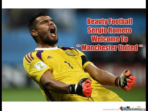 Beauty Football ☼ SERGIO ROMERO ☼ Welcome To Manchester United ☼ Best Saves ☼ Sampdoria 2014 2015 HD