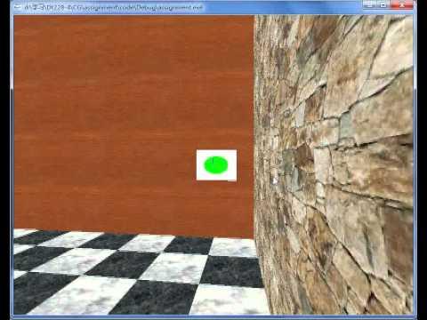 Computer Graphics in OpenGL - 3D Scene