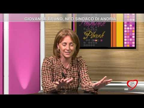 Femminile Plurale 2020/21 Giovanna Bruno, neo sindaco di Andria