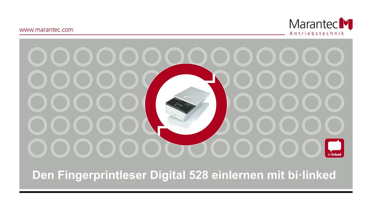 868 MHz MARANTEC FUNK-Codetaster COMMAND 231 Bedienung f/ür Garagentorantrieb