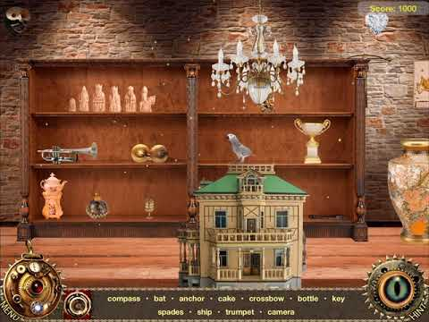 Hidden Objects : Alice in Wonderland 2