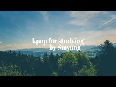 BEST K-Pop RELAXING Piano Collection for Sleeping and Studying