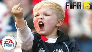 MIERDAS QUE ME PASAN EN FIFA 15! FAILS, GLITCHES & BUGS | PIKAHIMOVIC