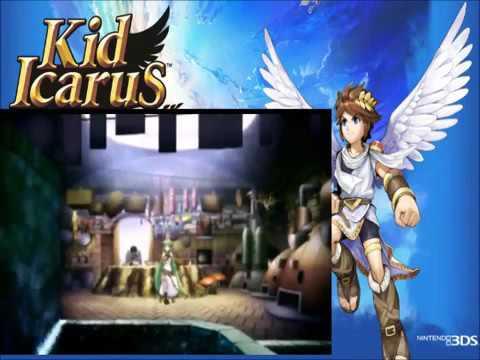 Kid Icarus [La Rebelion De La Cena Pt 1 (Fandub Latino)]