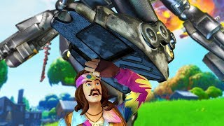 10 minutes of reasons the mech should be VAULTED in Fortnite...
