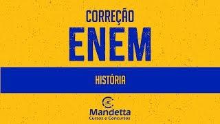 ENEM 2018 - Correção da Prova de História!