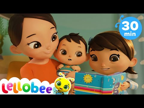 Twinkle Twinkle Song! + More Nursery Rhymes & Kids Songs - ABCs and 123s | Little Baby Bum