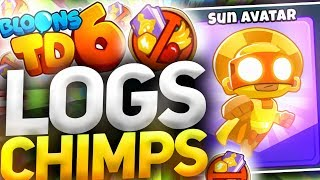 Bloons TD 6 [PL] odc.69 -LOGS CHIMPS