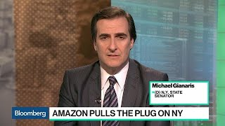 Amazon Acted Like a 'Petulant Child' in HQ2 Decision, NY State Senator Gianaris Says