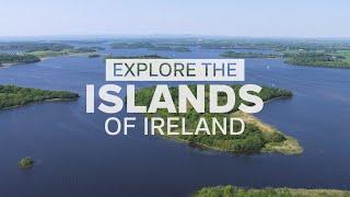 Explore the islands of Ireland