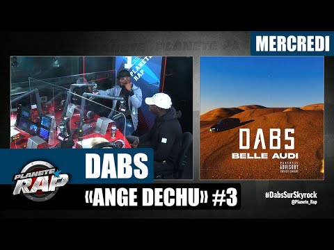 Youtube: Planète Rap – Dabs«Ange déchu» avec Dadinho, Melina, Scratch et Fred Musa #Mercredi