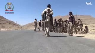 الجيش اليمني يستعيد منطقتي بني بارق وجبل كحل قرب العاصمة